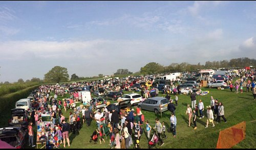 A Another Busy Summers Day @ The Prockters Farm Sunday Car Boot Sale