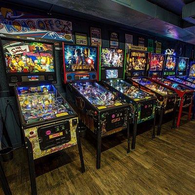 1UP Pinball Game