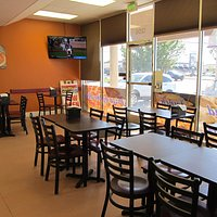 Pizza Xpress Dining Area