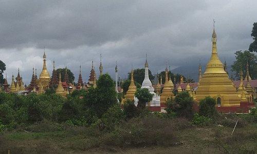 Shwe Paw Kyun Village