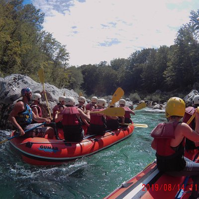 just another perfect day on Soča river:)