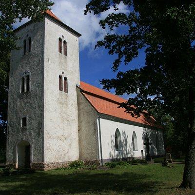Church in Piltene
