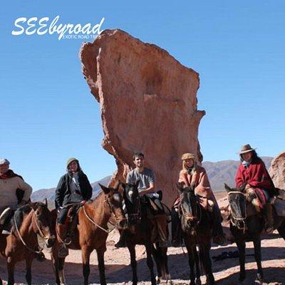 Horseback ridings in Argentina