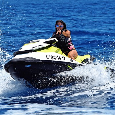 Single Jet Ski  @ Canary WaterSports