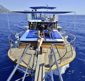 Adrasan Suluada Tekne Turları