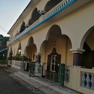 Grande mosquée de Ouani