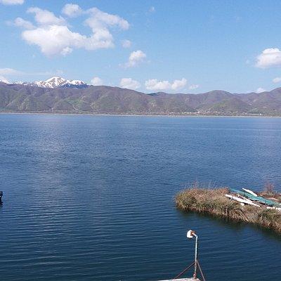 Zaribar lake, Marivan