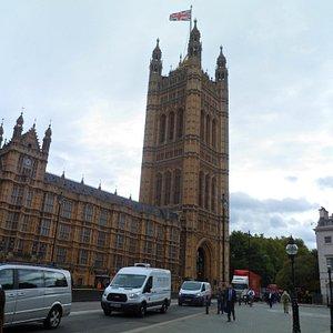 Palacio de Westminster: Londres, Reino Unido 2017.