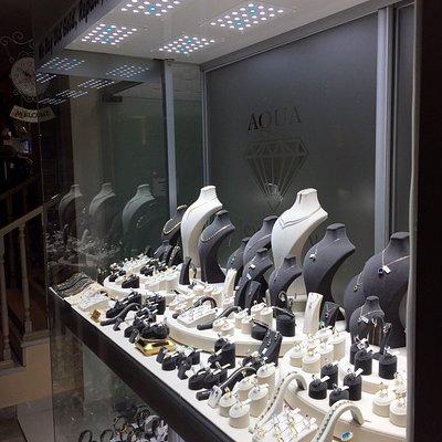 Aqua Jewellery