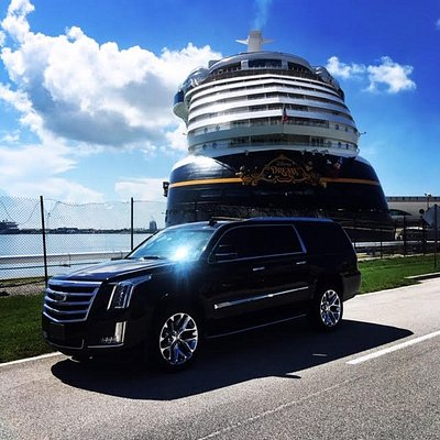Escalade SUV Port Canaveral Transfer