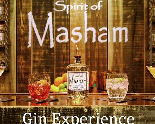Spirit of Masham Gin Experience