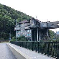 La villa Keller   Elle a servi au tournage du film Les rivières Pourpres de Mathieu Kassovitz