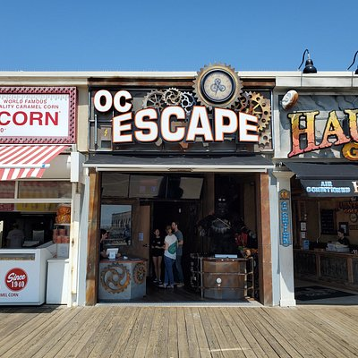 OC Escape Adventure Games - The World's First Choose Your Own Path Escape Room.