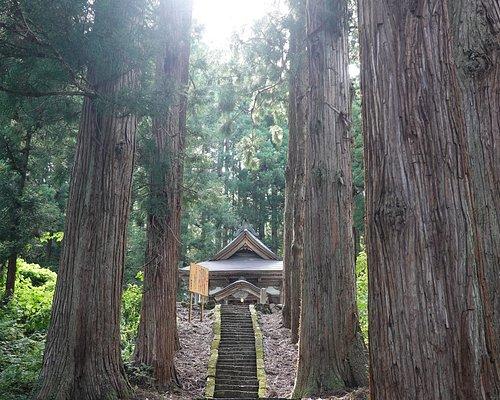越後湯沢・熊野神社