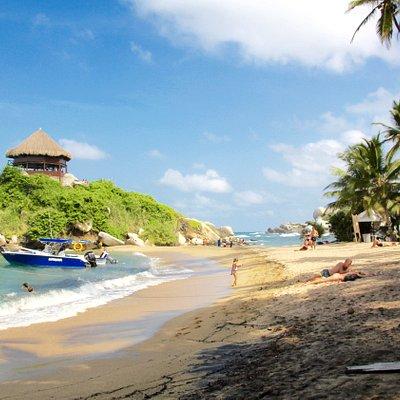 Cabo San Juan, Tayrona, aka Paradise