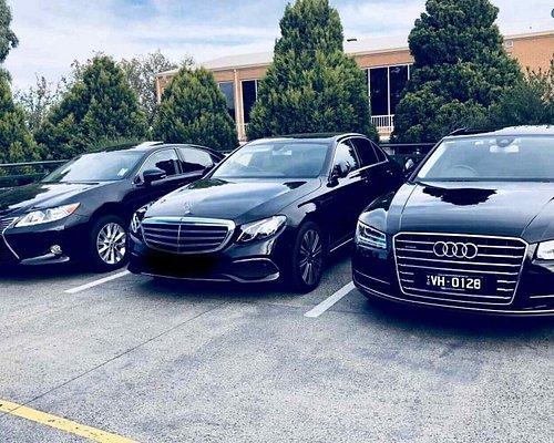 Chauffeur driven cars Melbourne