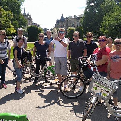 Strasbourg bike tour