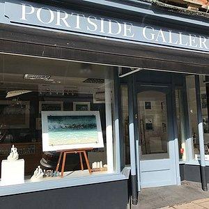 Portside Gallery exterior