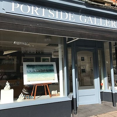 Portside Gallery exterior