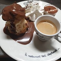 CAFE TRES GOURMAND!!!
