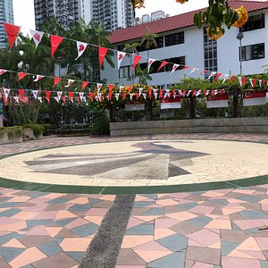 Seng Poh Garden & Dancing Girl