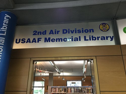 Second Air Division USAAF Memorial Library