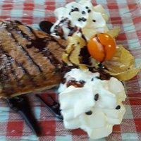 tarte abricot/noix de coco