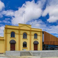 Martinborough i-SITE Visitor Centre, located on The Square, Martinborough
