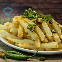 Large Chilli Chips