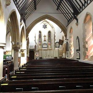 Holy Trinity Church, Bembridge