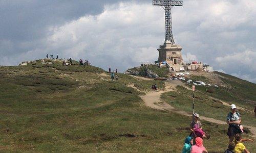 Crucea Caraiman Busteni Romania