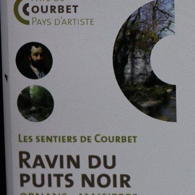 je conseille de demander la brochure à l'Office de Tourisme d'Ornans.