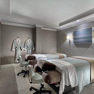 Couple's Facial & Massage Treatment Suite