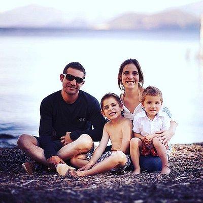 Owner Mercedes. & Family