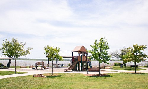 Johnson Park in Abilene, Texas