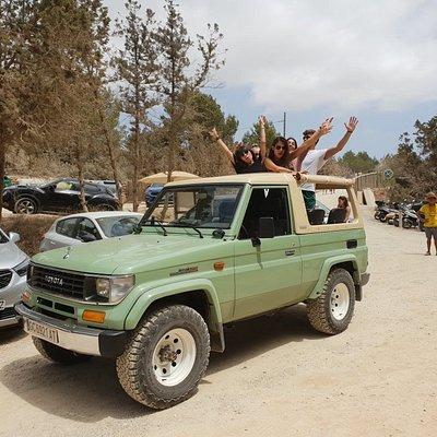 Have a nice Safari on Ibiza