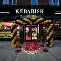 Kebabish Grill