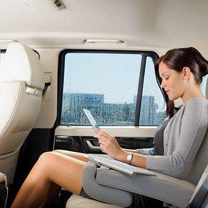 Business travelers' number one transportation option.