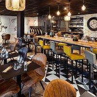 La Brasserie Mercure Chaponnay