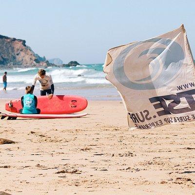 We teach beginners, intermediates and advanced surfers