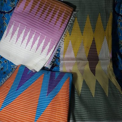 Kupu-Kupu (Traditional Weaving Songket)
