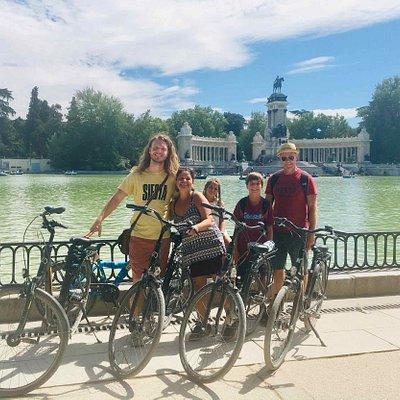 Hemels Madrid - Groene fietstour