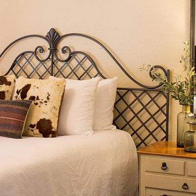 We have 13 rooms to accommodate our guests!