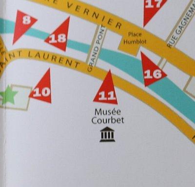 Plan et description de l'endroit