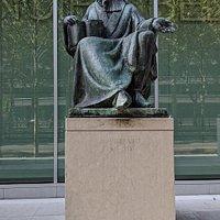 Statue of Johannes Voet