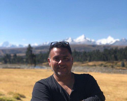 La Cordillera Blanca