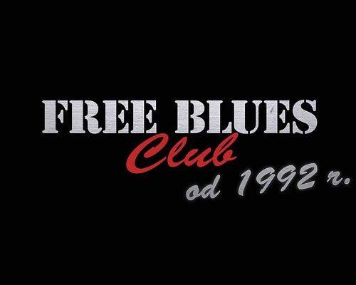 Logo klubu Free Blues Club