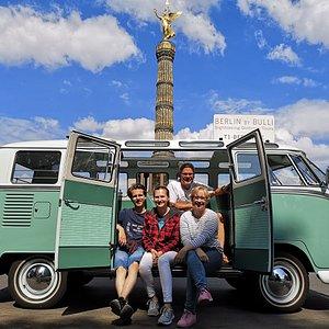 Berlin by Bulli  - Siegessäule :-)