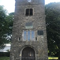 St. Margaret's Tower frontal view