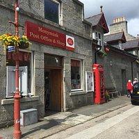 Monymusk Post Office & Tea room